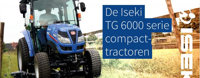 ISEKI TG 6490